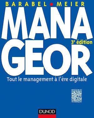 Téléchargez le livre :  Manageor - 3e éd.