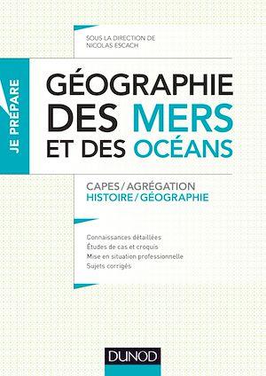 Téléchargez le livre :  Géographie des mers et des océans