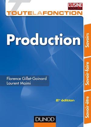 Téléchargez le livre :  Toute la fonction production - 2ed.