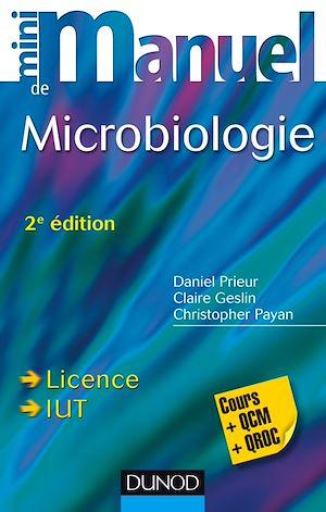 Téléchargez le livre :  Mini Manuel de Microbiologie - 2e éd