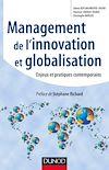 Téléchargez le livre numérique:  Management de l'innovation et Globalisation
