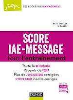 Télécharger le livre :  Score IAE-Message - Tout l'entraînement