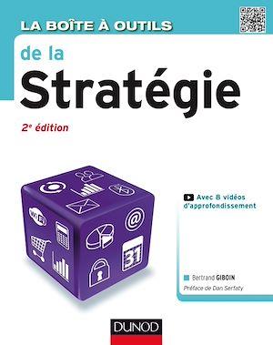 Téléchargez le livre :  La Boîte à outils de la Stratégie - 2e éd.