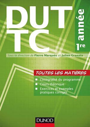 Téléchargez le livre :  DUT TC 1re année