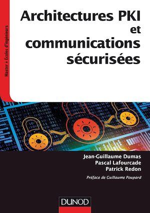 Téléchargez le livre :  Architectures PKI et communications sécurisées