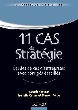 Téléchargez le livre :  11 Cas de Stratégie