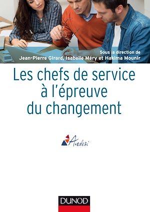 Téléchargez le livre :  Les chefs de service à l'épreuve du changement