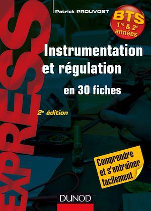 Téléchargez le livre :  Instrumentation et régulation- 2e éd.