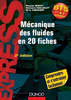 Téléchargez le livre :  Mécanique des fluides en 20 fiches - 2e éd.