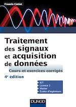 Télécharger le livre :  Traitement des signaux et acquisition de données - 4e éd.