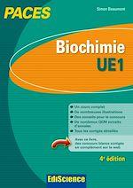 Télécharger le livre :  Biochimie-UE1 PACES - 4e éd.