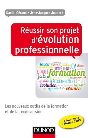 Téléchargez le livre :  Réussir son projet d'évolution professionnelle