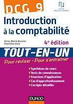 Télécharger le livre :  DCG 9 - Introduction à la comptabilité - 4e édition