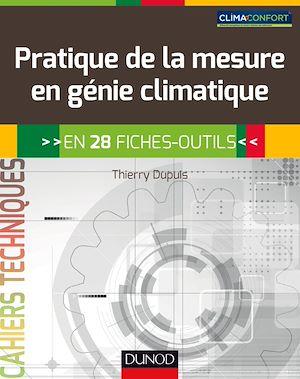 Téléchargez le livre :  Pratique de la mesure en génie climatique