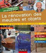 Télécharger le livre :  La rénovation des meubles et objets - 2e éd.