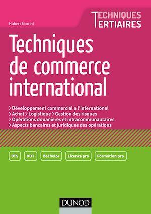 Téléchargez le livre :  Techniques de Commerce international