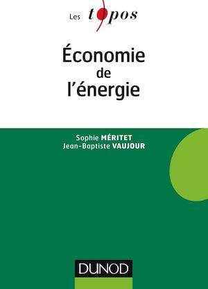 Téléchargez le livre :  Economie de l'énergie