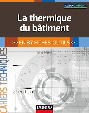 Téléchargez le livre :  La thermique du bâtiment - 2e éd.