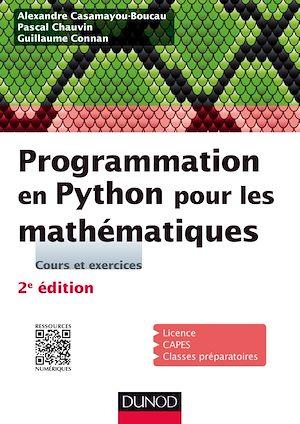 Téléchargez le livre :  Programmation en Python pour les mathématiques - 2e éd.