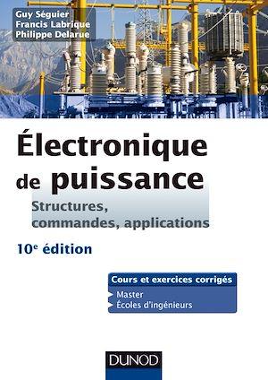 Téléchargez le livre :  Electronique de puissance - 10e éd.