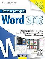 Télécharger le livre :  Travaux pratiques avec Word 2016