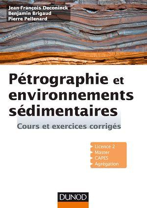 Téléchargez le livre :  Pétrographie et environnements sédimentaires