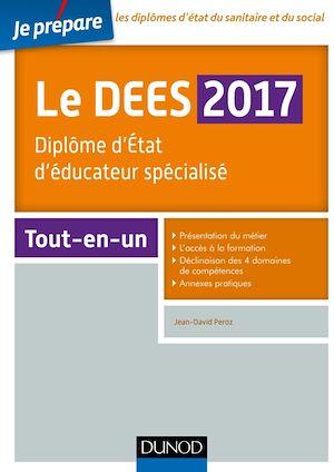 Téléchargez le livre :  Je prépare le DEES 2017