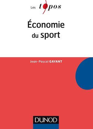 Téléchargez le livre :  Economie du sport