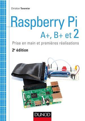 Téléchargez le livre :  Raspberry Pi A+, B+ et 2