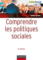 Télécharger le livre :  Comprendre les politiques sociales - 5e éd.