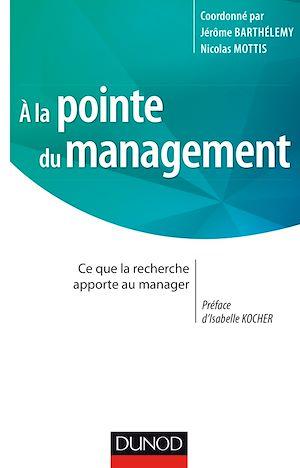 Téléchargez le livre :  A la pointe du management