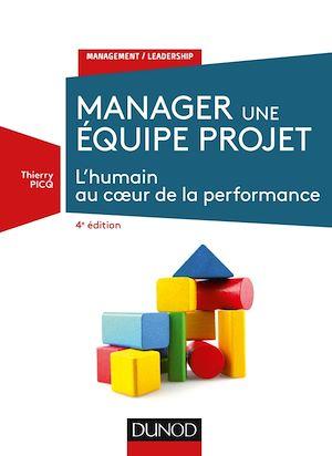 Téléchargez le livre :  Manager une équipe projet - 4e éd.