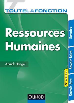 Téléchargez le livre :  Toute la fonction Ressources Humaines - 3e éd.