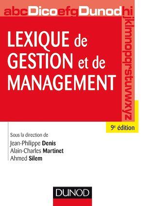 Téléchargez le livre :  Lexique de gestion et de management - 9e éd.