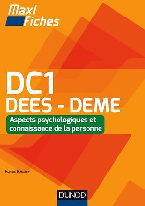 Téléchargez le livre :  Maxi Fiches DC1 DEES - DEME