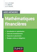 Télécharger le livre :  Aide-mémoire de Mathématiques financières