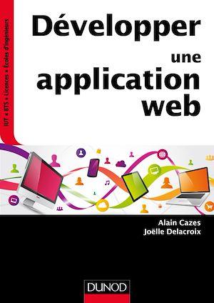 Téléchargez le livre :  Développer une application web