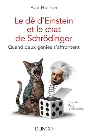 Téléchargez le livre :  Le dé d'Einstein et le chat de Schrödinger