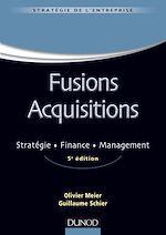 Télécharger le livre :  Fusions Acquisitions - 5e éd.