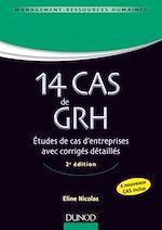 Télécharger le livre :  14 Cas de GRH - 2e éd.