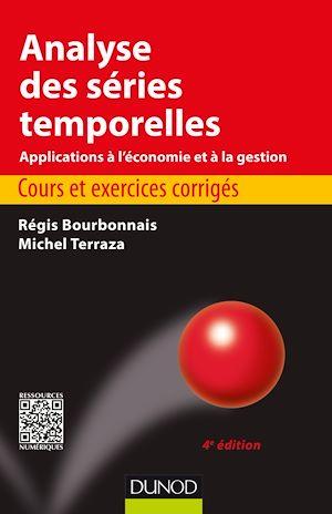 Téléchargez le livre :  Analyse des séries temporelles - 4e éd.