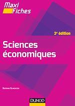 Télécharger le livre :  Maxi fiches de Sciences économiques - 3e éd.