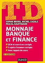 Télécharger le livre :  TD Monnaie, banque et finance - 5e éd.