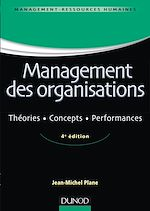 Télécharger cet ebook : Management des organisations - 4e ed.
