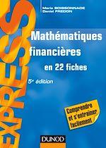 Télécharger le livre :  Mathématiques financières - 5e éd