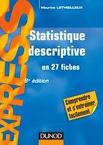 Télécharger le livre :  Statistique descriptive - 8e éd.