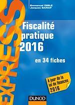 Télécharger le livre :  Fiscalité pratique 2016 - 21e éd.