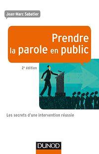 Téléchargez le livre numérique:  Prendre la parole en public - 2e éd.