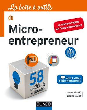 Téléchargez le livre :  La Boîte à outils du Micro-entrepreneur