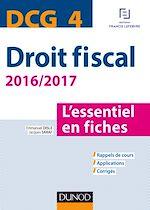 Télécharger le livre :  DCG 4 - Droit fiscal - 2016/2017- 8e éd.